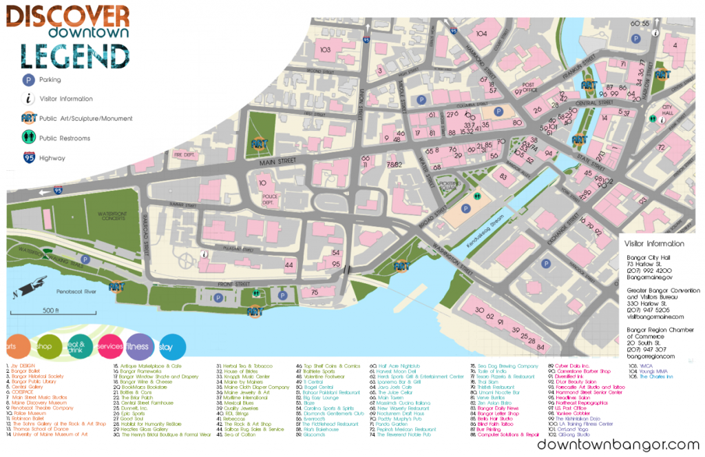 DowntownBangorMap2016