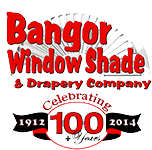 Bangor window shade