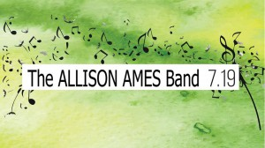 Summer Music Series: Alison Ames Band @ Bangor Public Library | Bangor | Maine | United States
