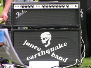 Summer Music Series: Jonee Earthquake Band @ Bangor Public Library | Bangor | Maine | United States