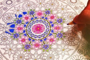 Adult coloring night @ Bangor Public Library | Bangor | Maine | United States