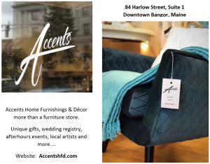 Accents' Bud Vase Event @ Accents Home Furnishings & Decor