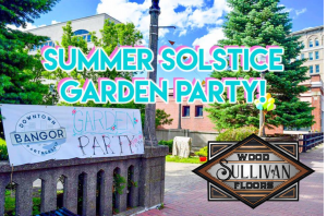 Summer Solstice Garden Party @ Norumbega Parkway