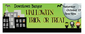 Downtown Trick or Treat and Scarecrow Festival